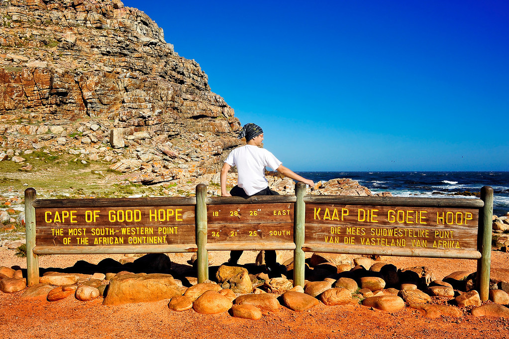 Stout at the Cape of Good Hope