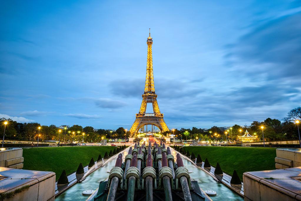 L'amour pour la Tour Eiffel