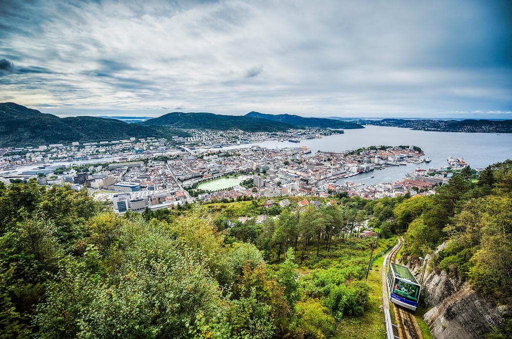 The Vantage of Bergen